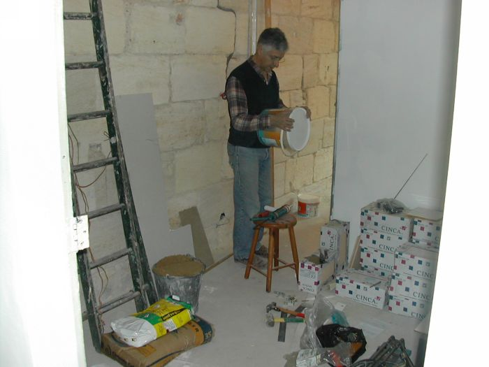 Carrelage bricolage et jardinage chez nous for Bricolage carrelage